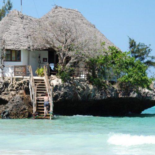 Rock Resturant Zanzibar