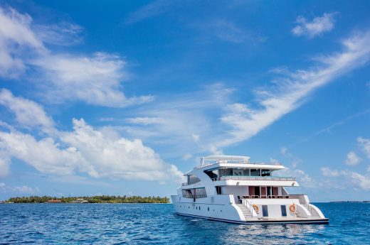 Maldives Luxury boat charter Carpe Novo