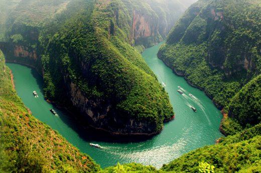 China; Sanctuary Yangzi Explorer