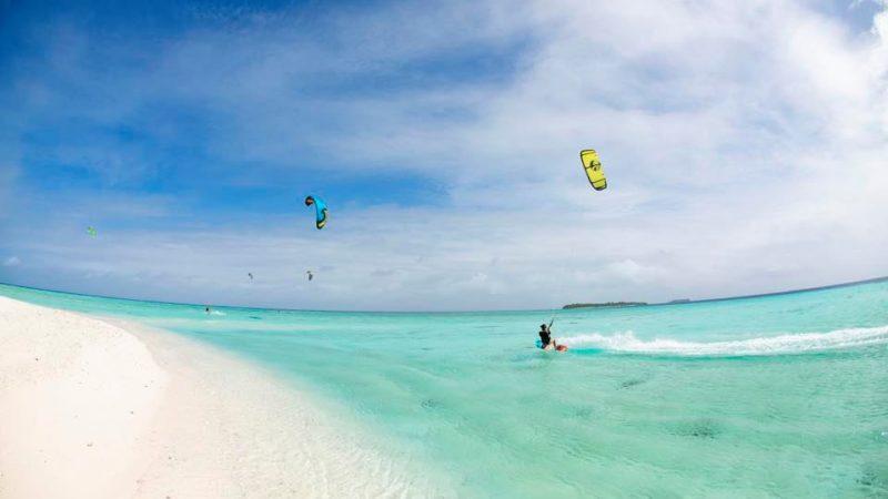 PNG kiteboarding