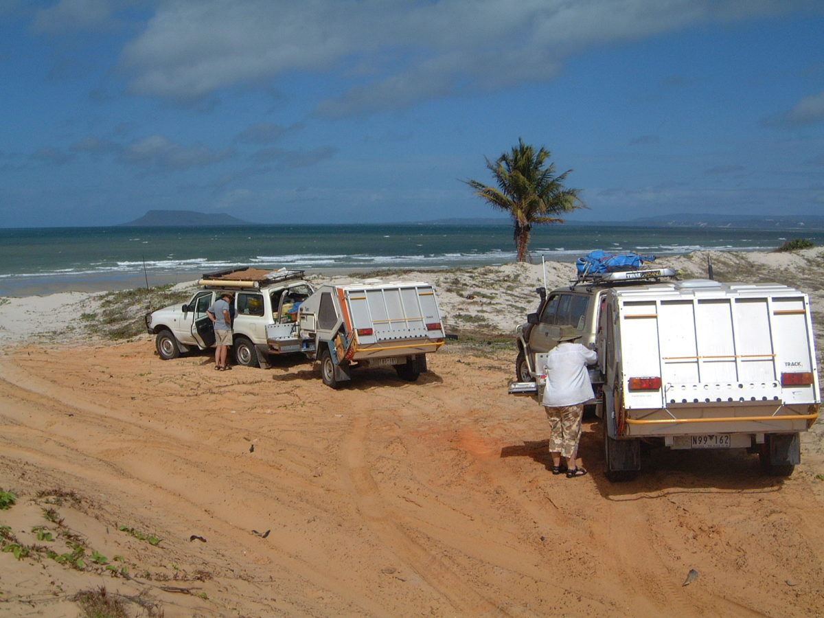 Cape York Camper