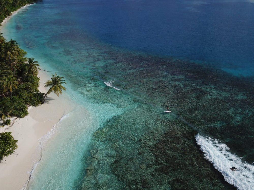 Island Exploring, Maldives
